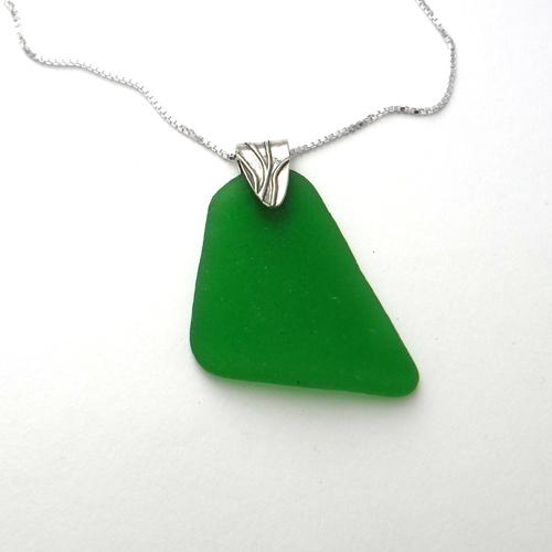 green sea glass 1