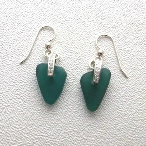 teal earrings 5