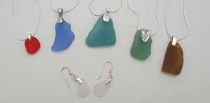 How to Turn Your Sea Glass into Beautiful Jewelry