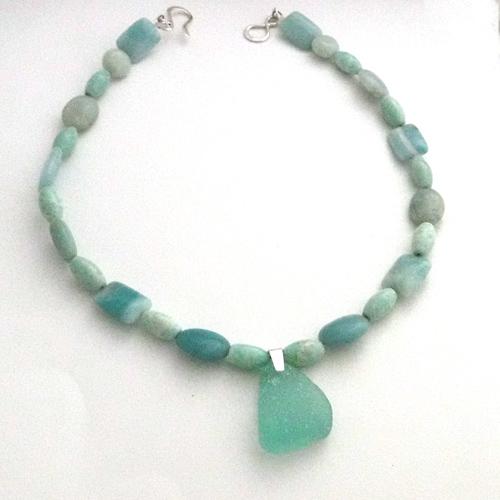 302 amazonite necklace 5