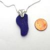 cobalt blue sea glass 3