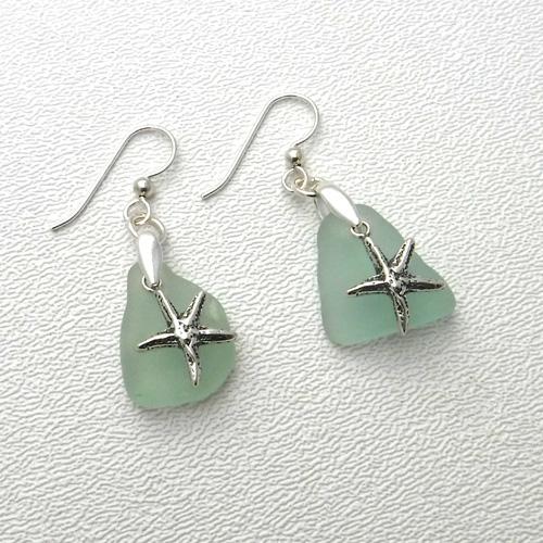 starfish earrings 1