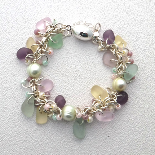 chainmaille bracelet 1
