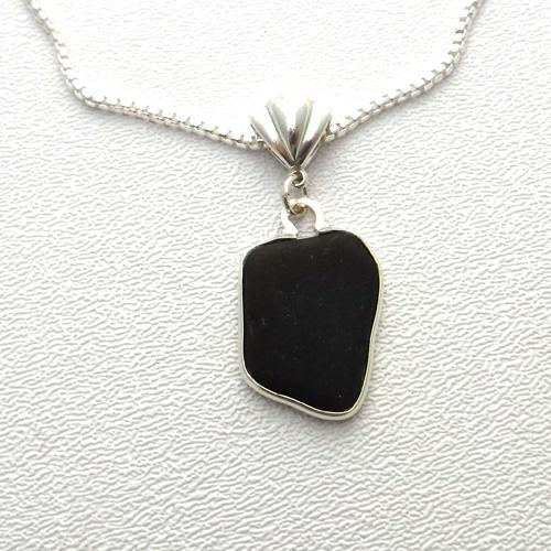 black necklace 1