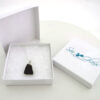 black sea glass necklace 7
