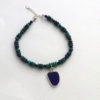 lapis and turquoise beads