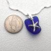 cobalt blue necklace 3