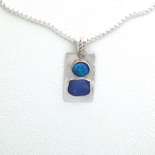 blue opal 1