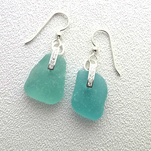 tuquoise earrings 1