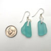 turquoise sparkly earrings 3