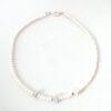 white pearl sea glass necklace 5