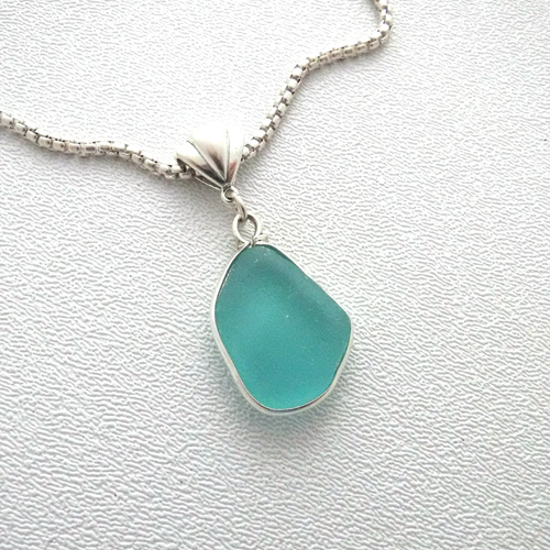 turquoise new necklace 1