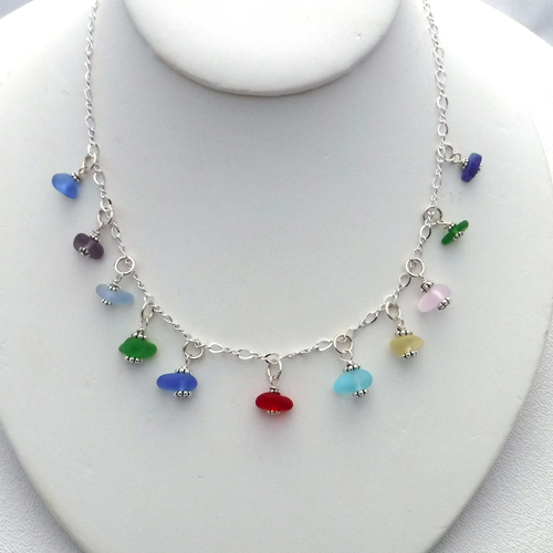 rainbow necklace 3