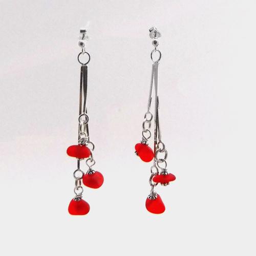 red earrings 1