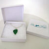 green sea glass necklace 9