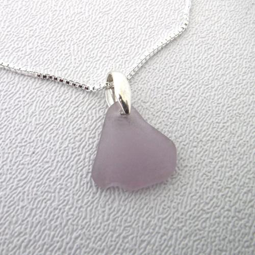 purple sea glass 1