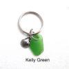 kelly green keyring 1