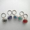 spiral key ring 5