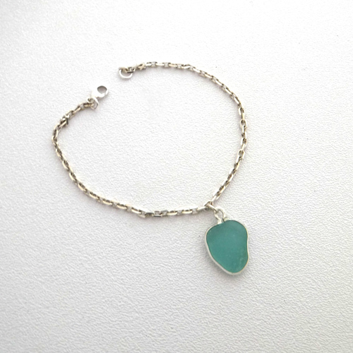 turquoise anklet 1