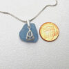 cornflower blue necklace 3