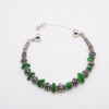 green bracelet 1