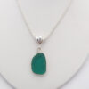turquoise sea glass necklace 3