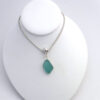 turquoise sea glass necklace 5