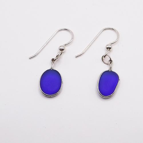 cobalt earrings 1