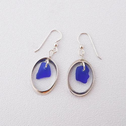 cobalt blue earrings 5