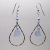 cornflower earrings 1